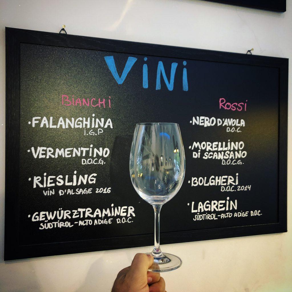 enoteca milano vineria